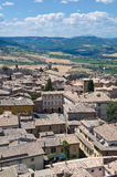 View of Orvieto. Umbria. Italy. Stock Photos