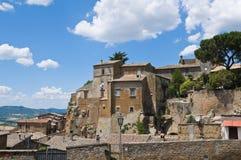 View of Orvieto. Umbria. Italy. Royalty Free Stock Photo