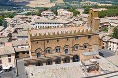 View of Orvieto. Umbria. Italy. Royalty Free Stock Image