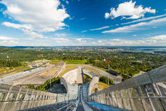 View on oslo Stock Photography