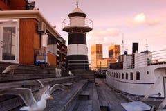 View of Oslo bay Stock Photos