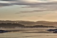 View of oslofjord royalty free stock photography