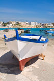 View of Otranto. Puglia. Italy. Stock Photo