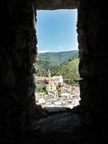 View out the window Royalty Free Stock Photography