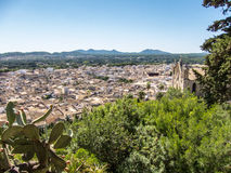 View over Arta Royalty Free Stock Photo
