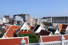 View over Bangkok Royalty Free Stock Photo