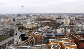 The view over Berlin Stock Photography