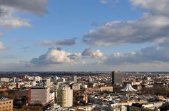 View over Berlin City, Germany Stock Photos