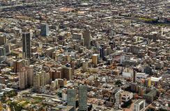 View over Bogota Stock Images