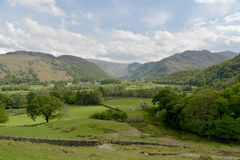 Free View Over Borrowdale Royalty Free Stock Photography - 99086037