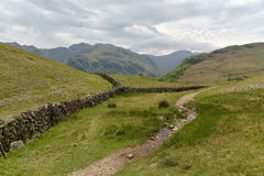 Free View Over Borrowdale Stock Photo - 99086170