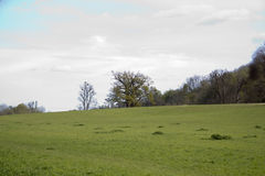 View over the Chilterns, near Little Missenden Royalty Free Stock Photos