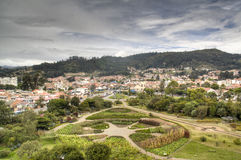 View over Cuenca Royalty Free Stock Images