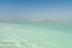 View over the Dead sea Royalty Free Stock Images