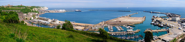 View over Dover Stock Images
