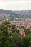 View Over Eisenach Royalty Free Stock Photo