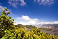 View over El Paso, La Palma Royalty Free Stock Photo