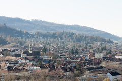 View over Freiburg, Germany Stock Photography