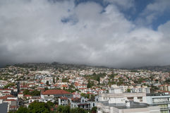 View over Funchal Royalty Free Stock Photo