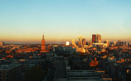 View over The Hague Royalty Free Stock Images