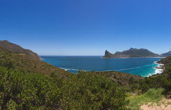 View over Hout Bay Stock Image