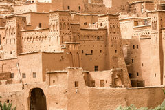Kasbah Royalty Free Stock Images