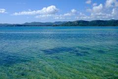 View over kohama island Stock Images