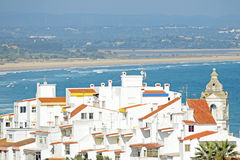 View over Lagos Portugal Royalty Free Stock Photo
