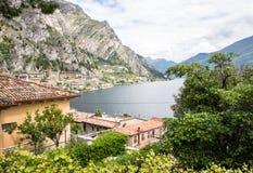 View over Lake Garda Royalty Free Stock Image