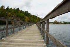 Swedish landscape on the west coast Royalty Free Stock Photos