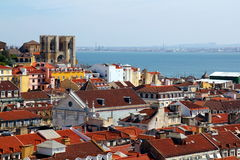 View over Lisbon Stock Images