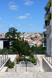 View over Lisbon, Portugal Stock Images