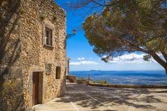 View over Mallorca Royalty Free Stock Photos