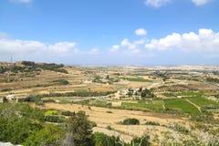 View over Malta Royalty Free Stock Photos