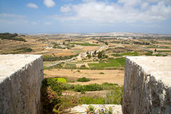 View over Malta Royalty Free Stock Images