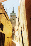 View over Medina of Fes, Morocco, Africa Stock Photography