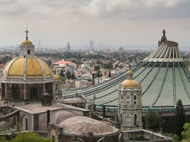 View over Mexico City Royalty Free Stock Photography