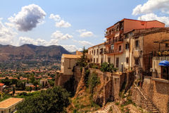 View over Monreale Stock Images
