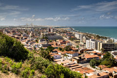 View over Natal. View over the city of Natal, Brazil Stock Photos