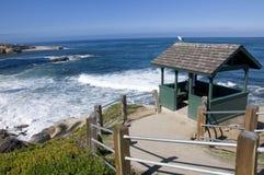 View over the Ocean Stock Photos