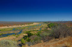 View over Olifants River Royalty Free Stock Photo