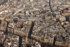 View over Paris Royalty Free Stock Photos