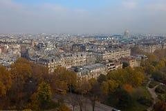 View over Paris Stock Image