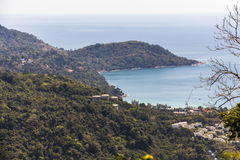 View over Phuket Stock Photography