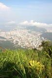 View over Rio de Janeiro Royalty Free Stock Image