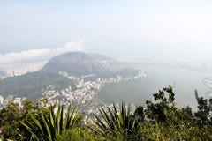 View over Rio de Janeiro Stock Photography