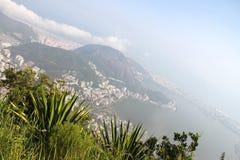 View over Rio de Janeiro Stock Photos