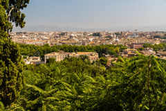 View over Rome Stock Image