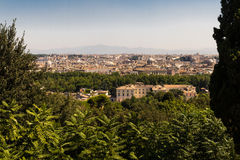 View over Rome Stock Photo