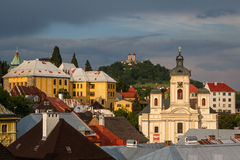 A view over roofs Royalty Free Stock Photo